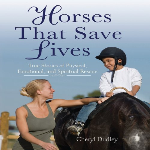Horses That Save Lives audiobook cover art