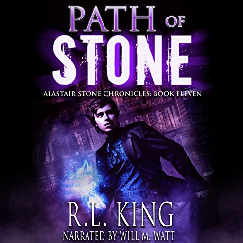 Couverture de Path of Stone