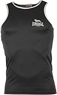 Lonsdale Mens Sports Training Sleeveless Box Vest