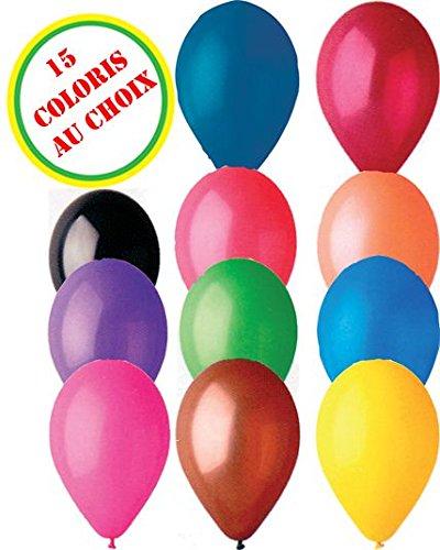 Sachet De 50 Ballons Standard Vert Diam 30 Cm - Circonf 105 Cm - 12