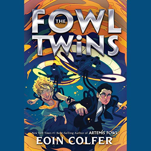 The Fowl Twins audiobook cover art