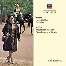 Mozart: Piano Sonatas & Fantasias / Haydn: Andante variazioni & Piano Concerto