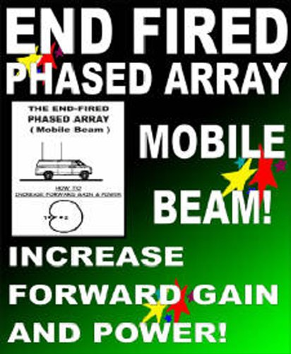 CB MOBILE BEAM ANTENNA - End Fired Phased Array Antenna (English Edition)