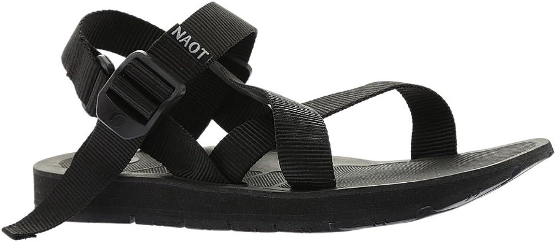 Naot Men's Jungle Sport Sandal Black
