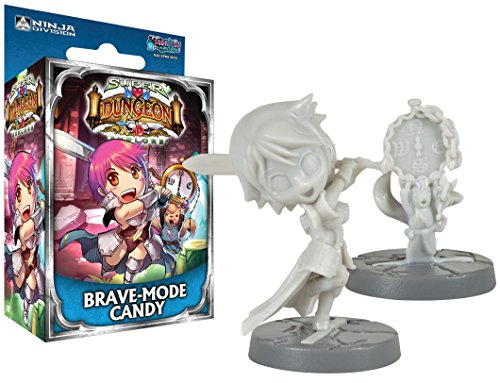 Super dungeon Explore 247TOYS034 V2 Brave Mode Candy Soda Pop Miniatures - Version Anglaise
