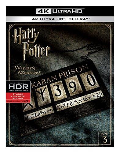 Harry Potter und der Gefangene von Askaban [Blu-Ray] [Region Free]