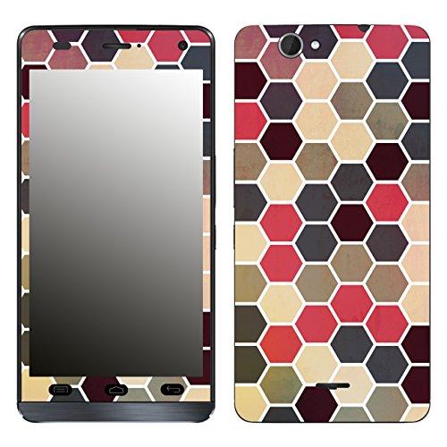 Disagu SF-106136_1205 Design Folie für Wiko Getaway - Motiv Polygone 02