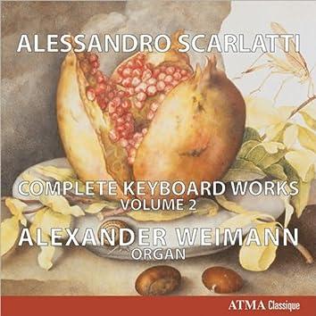 Scarlatti: Complete Keyboard Works, Vol. 2