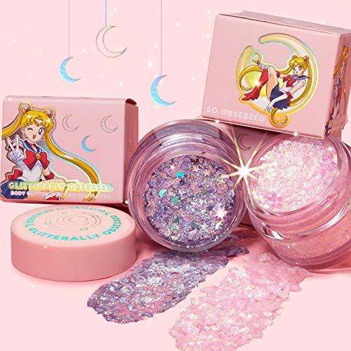 ColourPop x Sailor Moon MoonLight Legend Body Glitter