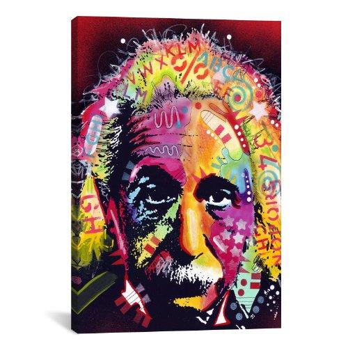 iCanvasART Einstein II by Dean Russo Canvas Print #13537 – 1...
