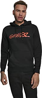MERCHCODE Gorillaz Logo Hoody