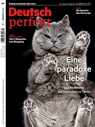 Deutsch Perfekt - Deutsch lernen 3/2020
