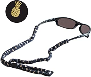 Ukes Premium Sunglass Strap - Durable & Soft Eyewear Retainer Designed with Cotton Material - Secure fit for Your Glasses and Eyewear.
