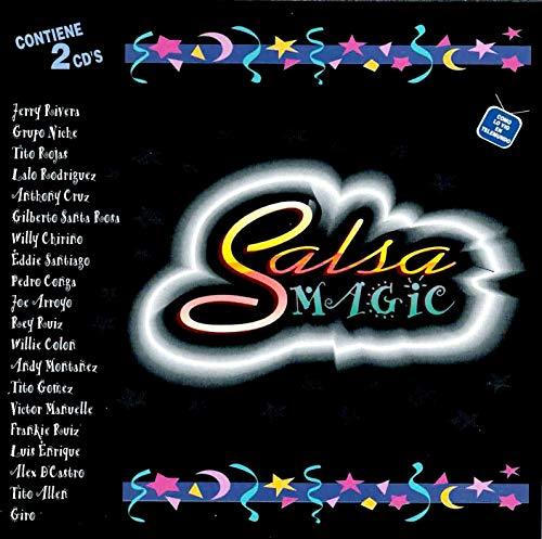 Salsa Magic by Various (1994-05-24)