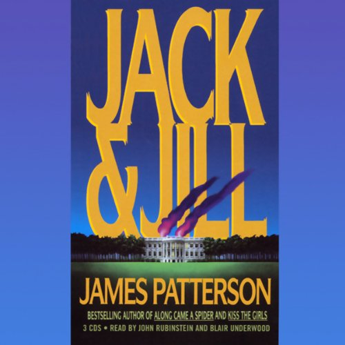 Jack and Jill audiobook cover art