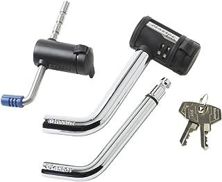 Master Lock 2848DAT #1377 Bent Pin Receiver Coupler Lock Set