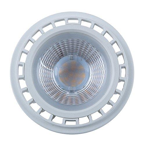 Heitronic LED Leuchtmittel AR111 GU10, warmweiß, 15W, dimmbar, 28° EEK: A