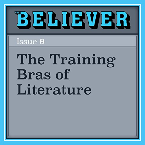 The Training Bras of Literature cover art