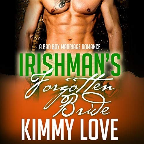 The Irishman's Forgotten Bride audiobook cover art