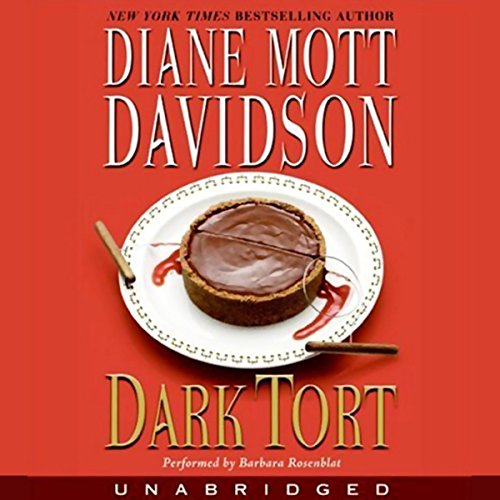 Dark Tort audiobook cover art