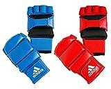 Adidas Ju-Jutsu Handschutz blau S