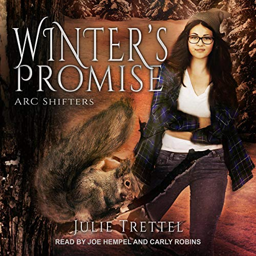 Winter's Promise audiobook cover art