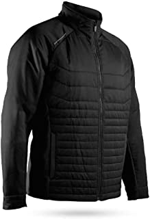 Sun Mountain Mens Hybrid Full Zip Jacket