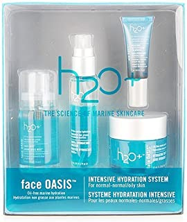 H2O Face Oasis Intensive Hydrating System Complete Set