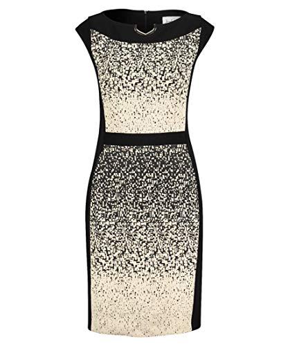 Joseph Ribkoff Damen Kleid schwarz (15) 46