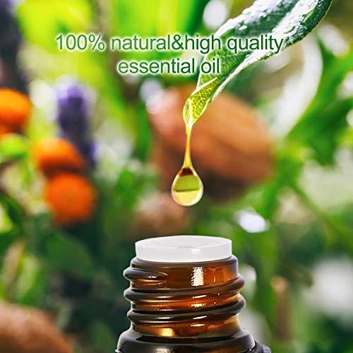 Aceites Esenciales para Humidificador, 100% Natural...