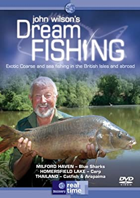 John Wilson's Dream Fishing - Exotic Coarse And Sea Fishing In The British Isles And Abroad [DVD] from Gud