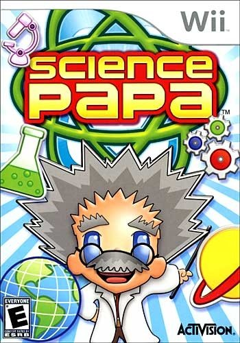 Science Papa (Wii) [import anglais]