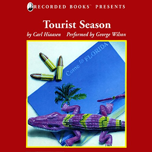 Tourist Season audiobook cover art