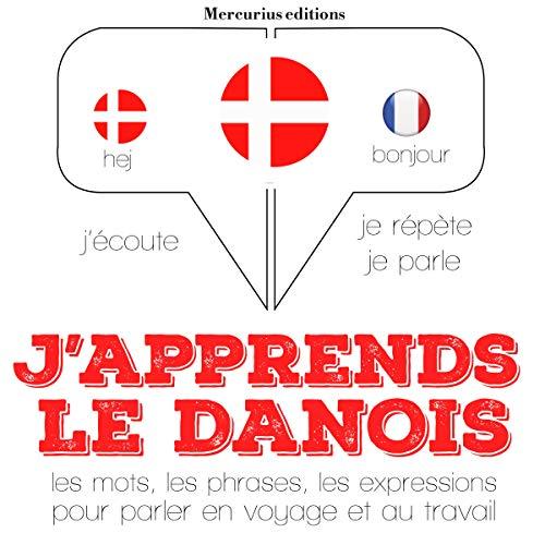 Couverture de J'apprends le danois
