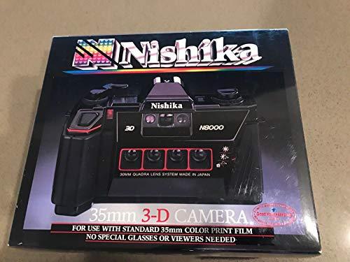 N8000 3-D Camera