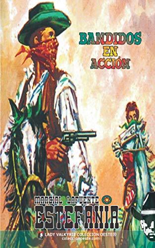 Bandidos en acción (Colección Oeste)