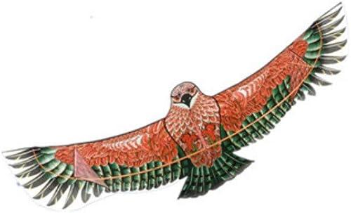 producto de calidad YPKHHH Cometa Creativa Gran Brisa al Aire Aire Aire Libre águila con Rueda de línea 300 m línea 240 cm + 110 cm  directo de fábrica