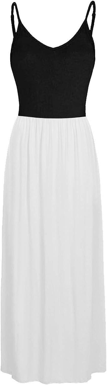 Women Sleeveless Hollow Out Lace Patchwork Gradient Tie-dye Loose Hem Mini Dress