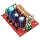 Nueva Ajustable Divisor de frecuencia de Graves/Agudos Cruzado de Audio de Altavoces de 2 Vías filtros