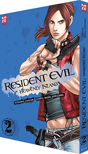Resident Evil - Heavenly Island - Band 02