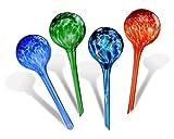 bolas de riego, Fascigirl Globos de riego, 4 Paquetes de la Planta de Cristal Globos de riego Que riegan