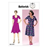 Butterick Patterns Misses//Petite Giacca e Gonna Multicolore /14 Taglie 6/