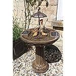 Smart Garden Duck Family Umbrella Solar Water Feature Fountain 1170020 3