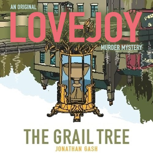 The Grail Tree audiobook cover art