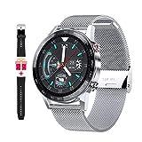 Microwear L16 Smartwatch,Orologio Fitness Uomo Fitness Tracker,Bluetooth,Sports,Impermeabile,Moda,Regalo,per...
