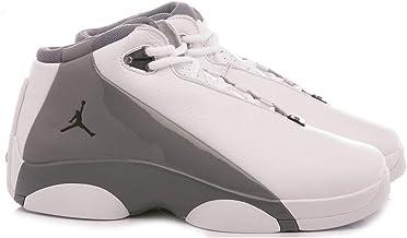 jordans white and gray
