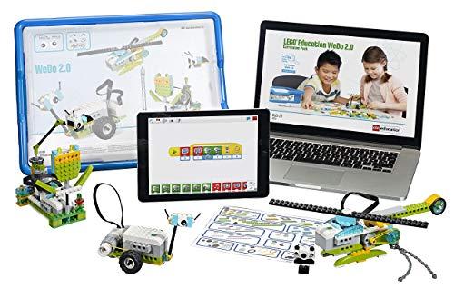 LEGO Education WeDo 2.0 Bausatz WeDo 2.0 Set 2 Schüler LEGO® Education WeDo 2.0 Set 2 Schüler