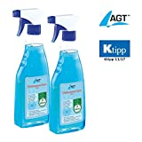 AGT Enteiser: Scheibenenteiser Doppelpack, 2 x 500 ml (Enteiserspray)