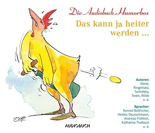 Das kann ja heiter werden ... - Die Audiobuch-Humorbox
