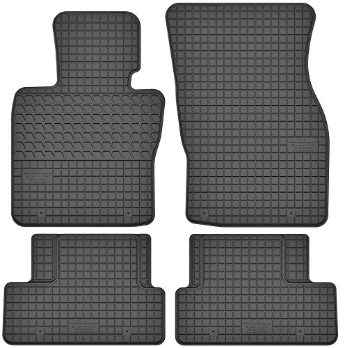 Motohobby Gummimatten Gummi Fußmatten Satz für Mini Cooper III/One III (ab 2014) - Passgenau